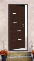 porte blindée villa sur-mesure